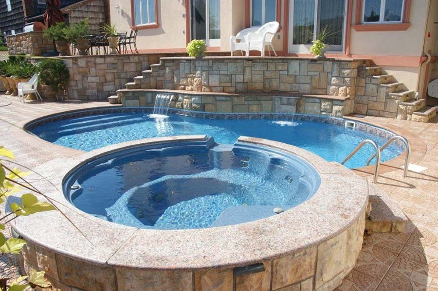 Inground pool long island pool construction for In ground pool contractors