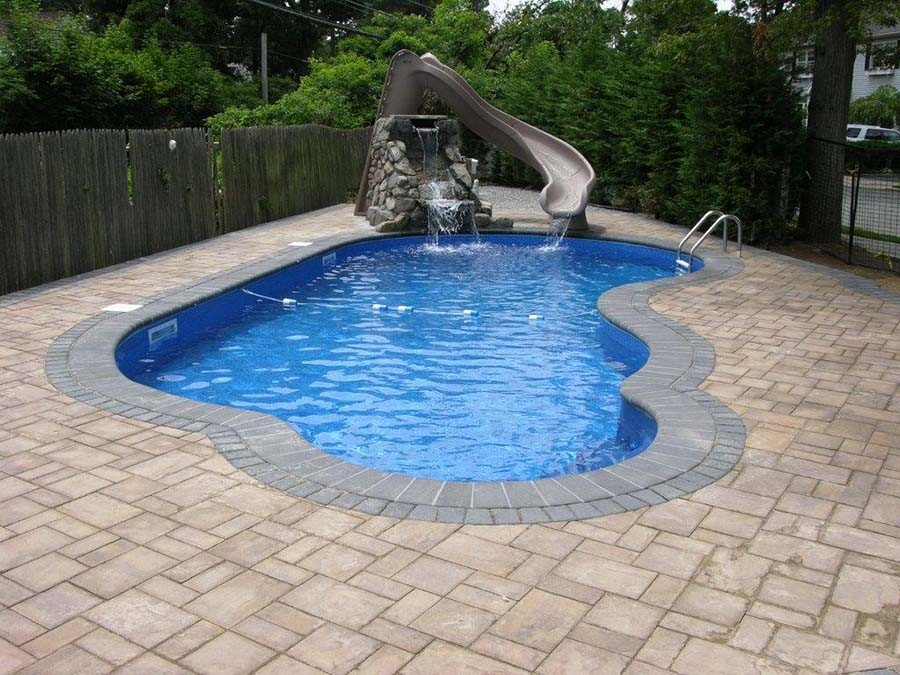 Inground pool dig pictures joy studio design gallery for In ground swimming pool contractors
